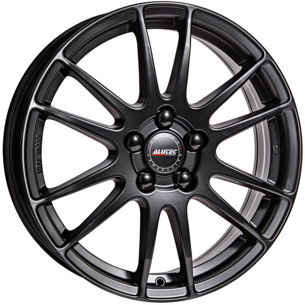 Large 8.5x18 Alutec Monstr Racing Black