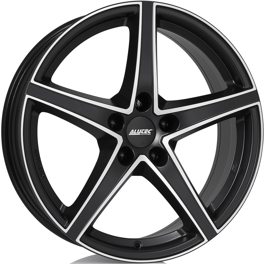 Large 8x18 Alutec Raptr Racing Black Polished