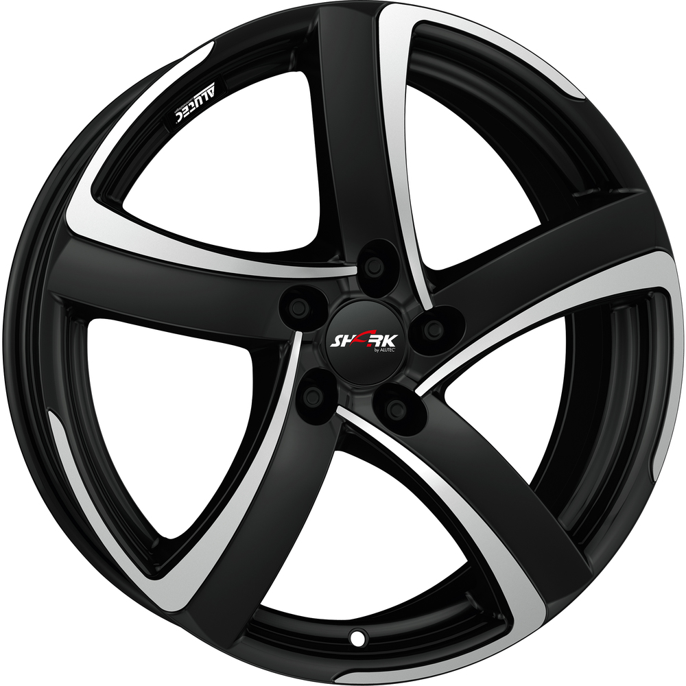 https://www.wolfrace.com/wp-content/uploads/2018/03/alutec_shark_diamond_black_polished.jpg Alloy Wheels Image.