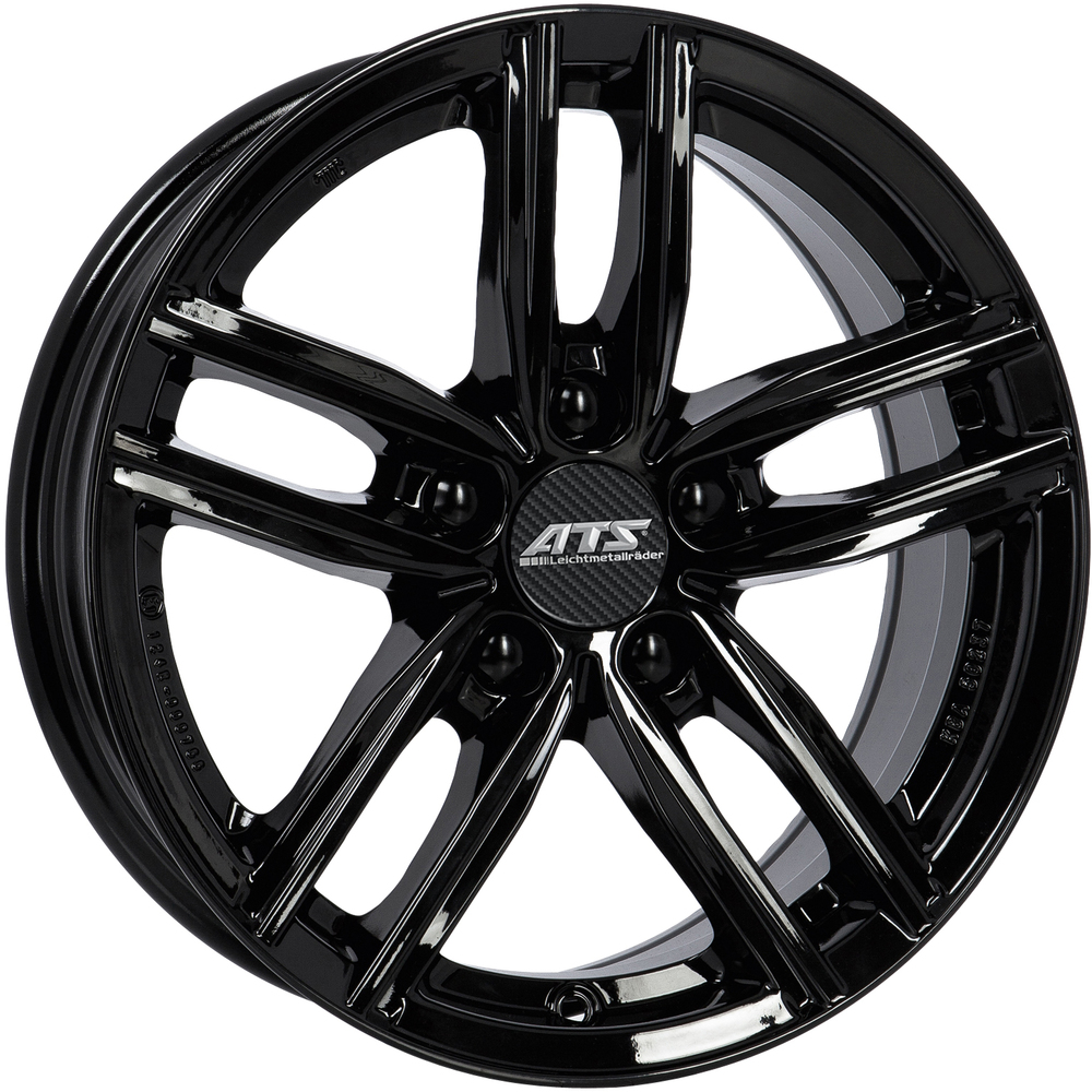 Large 6x15 ATS Antares Gloss Black