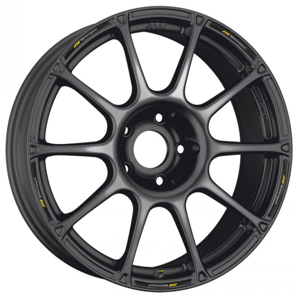 Large 12x19 ATS GTR Motorsport Dark Grey