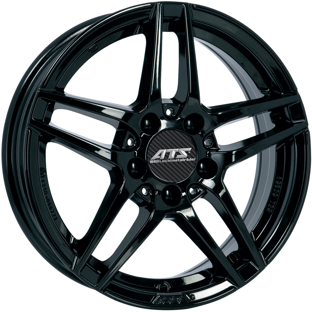 Large 8x19 ATS Mizar Diamond Black