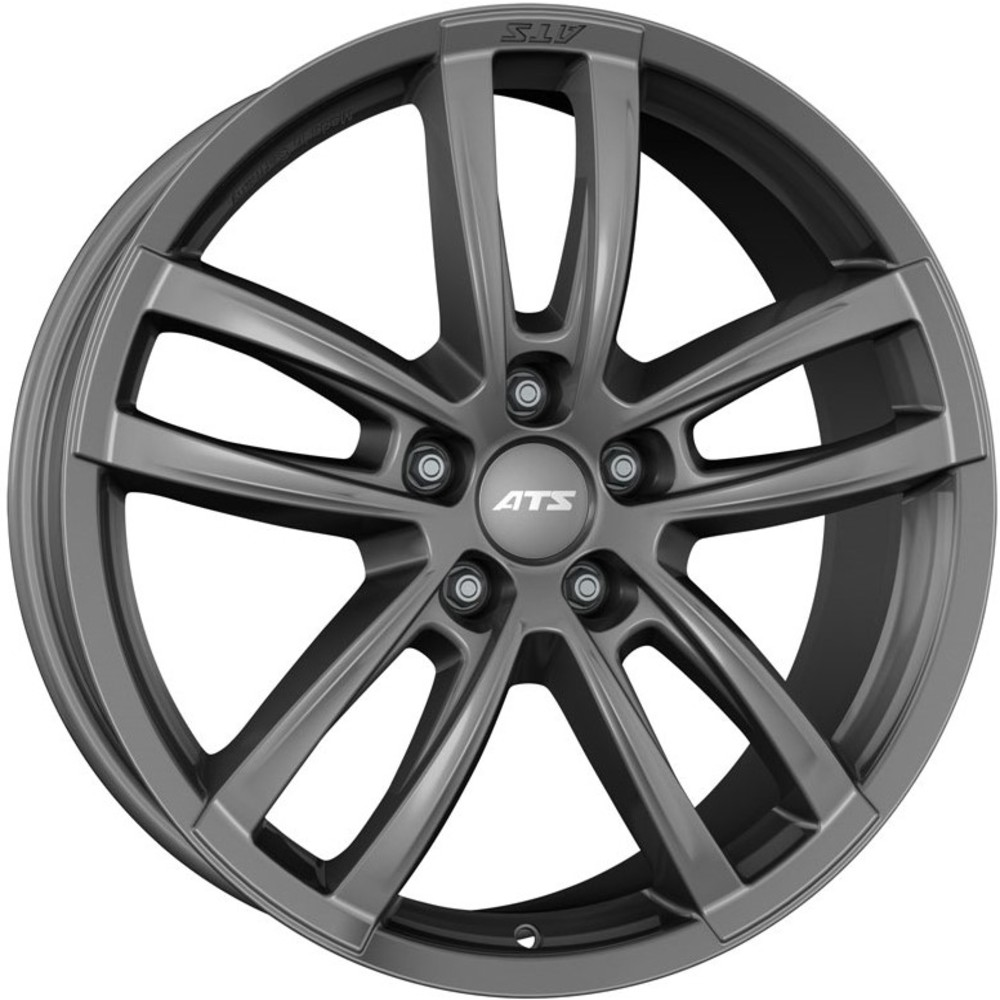 Large 8.5x19 ATS Radial Graphite