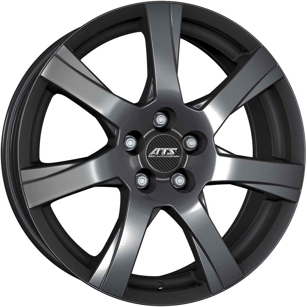 Large 6.5x16 ATS Twister Dark Grey