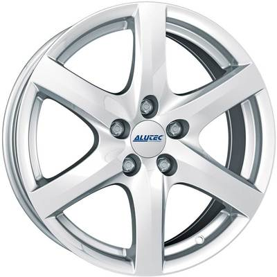 Alutec Blizzard Polar Silver Alloy Wheels Image