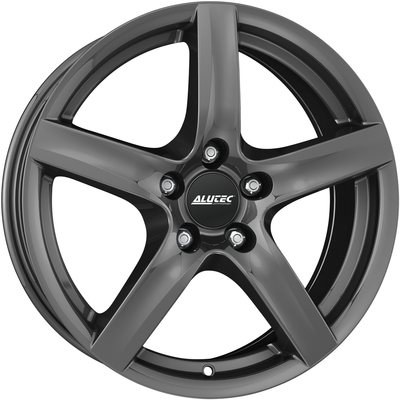 5.5x14 Alutec Grip Graphite Alloy Wheels Image