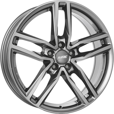 Alutec Ikenu Metal Grey Alloy Wheels Image