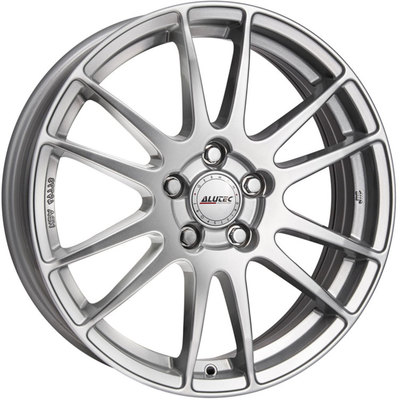 Alutec Monstr Polar Silver Alloy Wheels Image