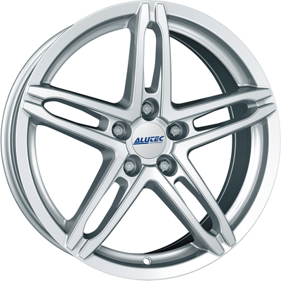 Alutec Poison Polar Silver Alloy Wheels Image