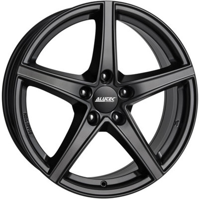 6.5x16 Alutec Raptr Racing Black Alloy Wheels Image