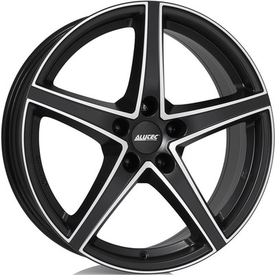 8x18 Alutec Raptr Racing Black Polished