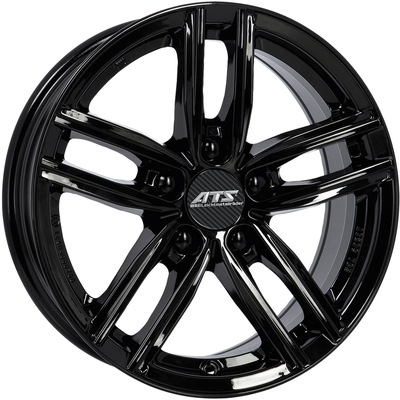 ATS Antares Gloss Black Alloy Wheels Image