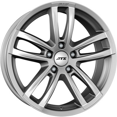 ATS Radial Plus Diamond Silver Alloy Wheels Image