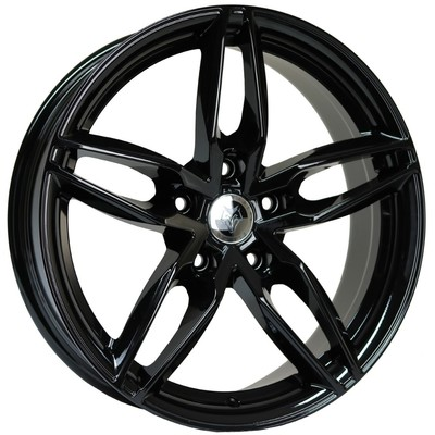 8x18 Wolfhart Origin Gloss Black