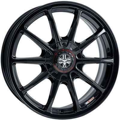 Wolfrace TrackReady Pro Lite Eco 2.0 Gloss Black Alloy Wheels Image