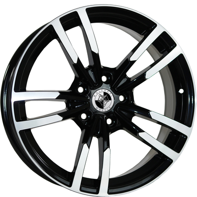 8x18 Wolfhart Primus Gloss Black Polished