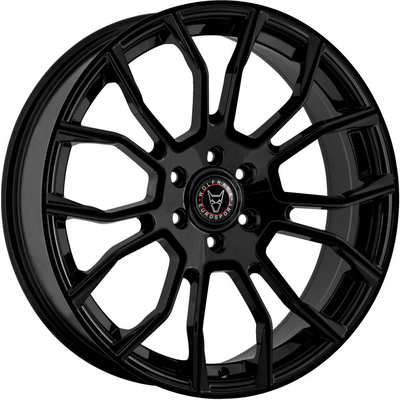 8.5x20 Clearance Evoke X Gloss Black Alloy Wheels Image