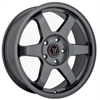 Clearance JDM Gunmetal Alloy Wheels Image