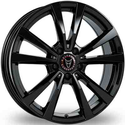 Wolfrace Eurosport M12X Diamond Black Alloy Wheels Image