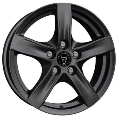 Wolfrace GB Arktis Gloss Black Alloy Wheels Image