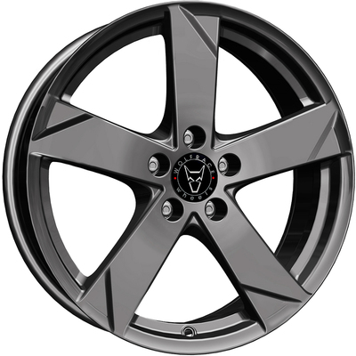 Wolfrace GB Kodiak Graphite Alloy Wheels Image