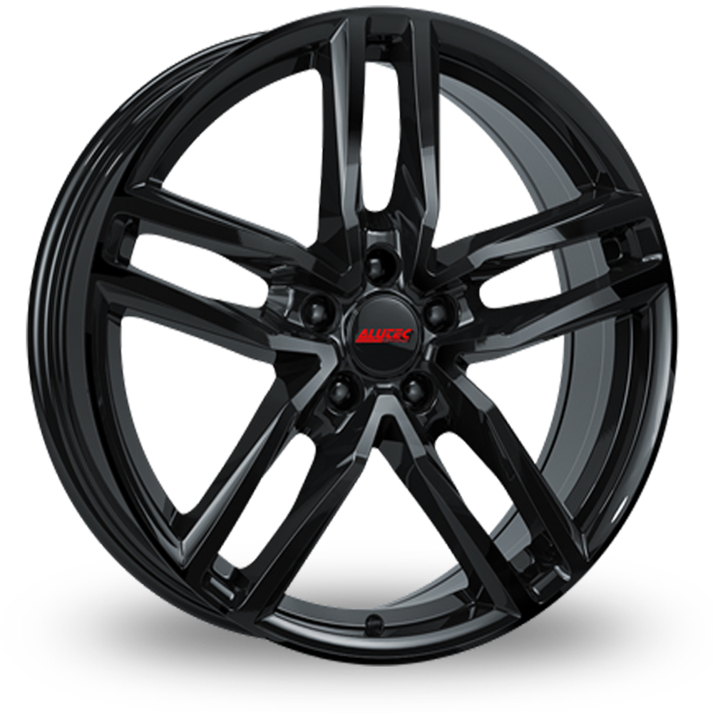 Large 6.5x16 Alutec Ikenu Diamond Black