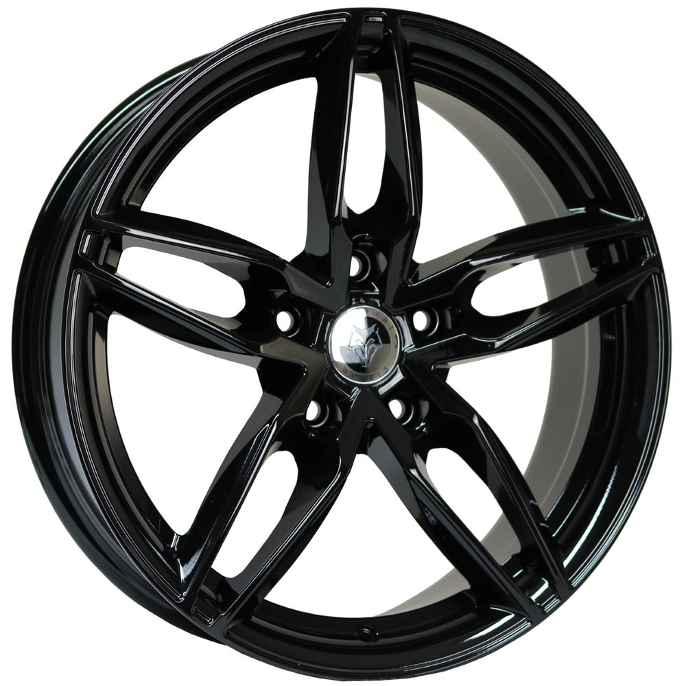 Large 8x18 Wolfhart Origin Gloss Black